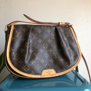 Louis Vuitton Menilmontant Monogram PM Crossbody